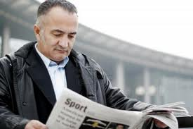 reading-newspaper